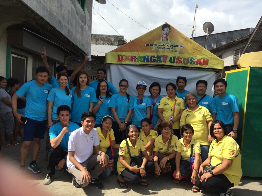 Orica Philippines Joins Ususan Community Clean-up Drive