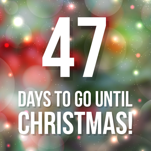 47 Days to go until Christmas